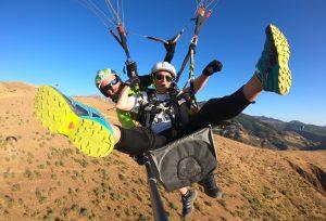Diversión sin límites en nuestros vuelos en parapente - Zen Parapente