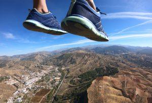 Despega los pies volando en parapente - Zen Parapente - Cenes de la Vega