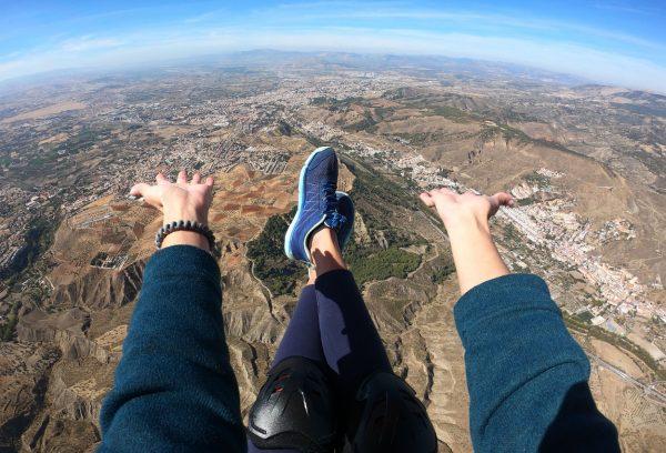 Siente, vive y disfruta volando en parapente - Zen Parapente